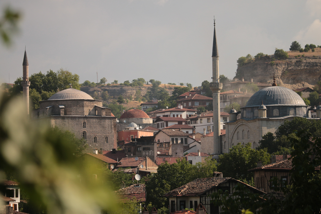 The village of Safranbolu