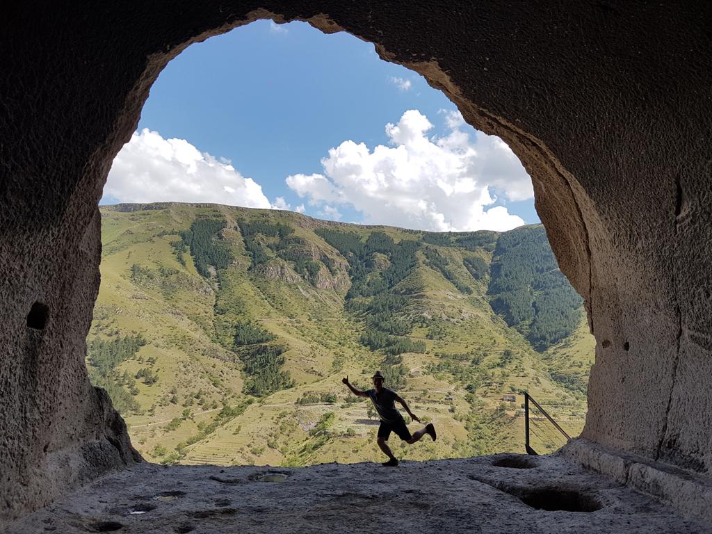 Die Höhlen von Varzia