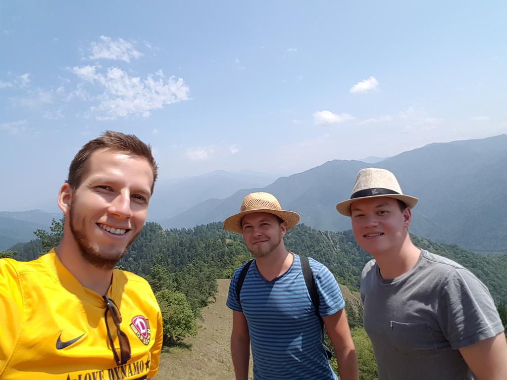 Wanderung in Borjomi Nationalpark