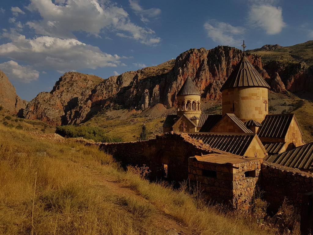 Das Kloster Noravank