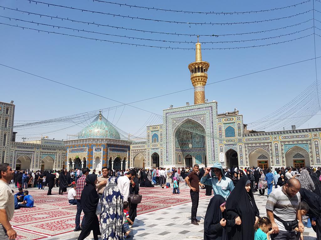 Shrine Iman Reza