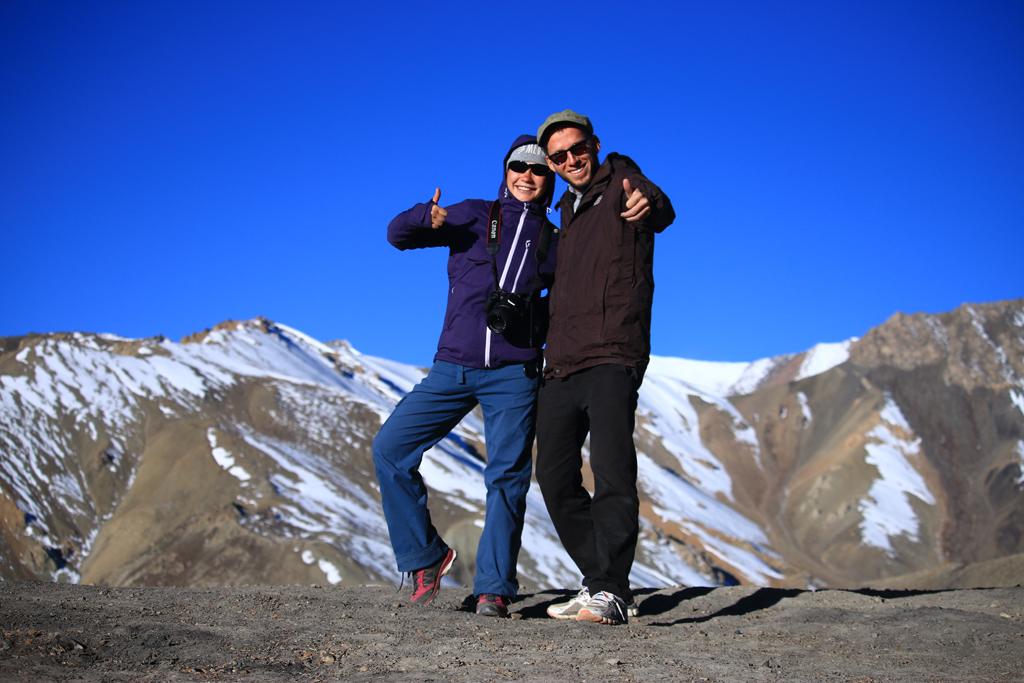Weiter gehts nach Tibet!