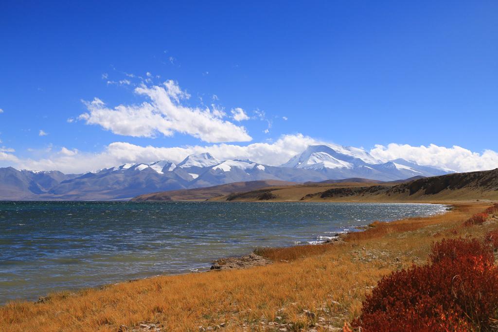 Der heilige Manasarowar See