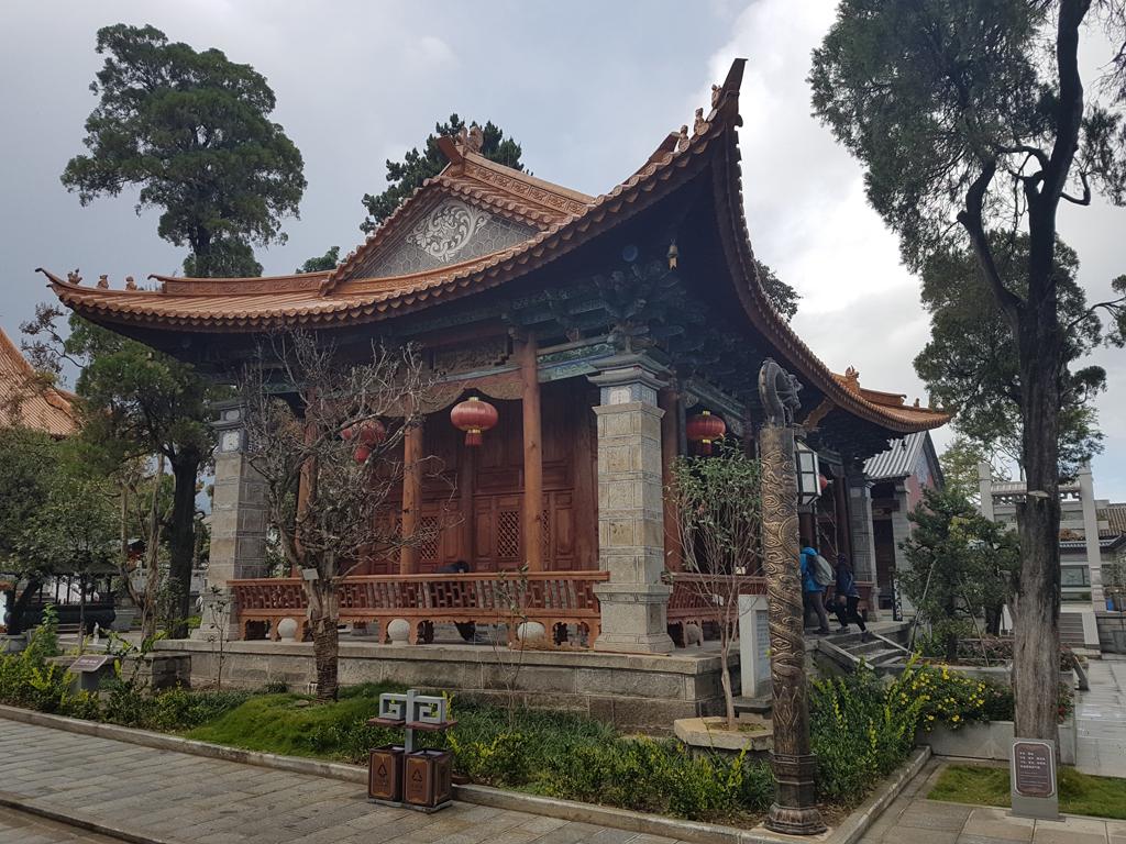 Konfuziustempel in Dali