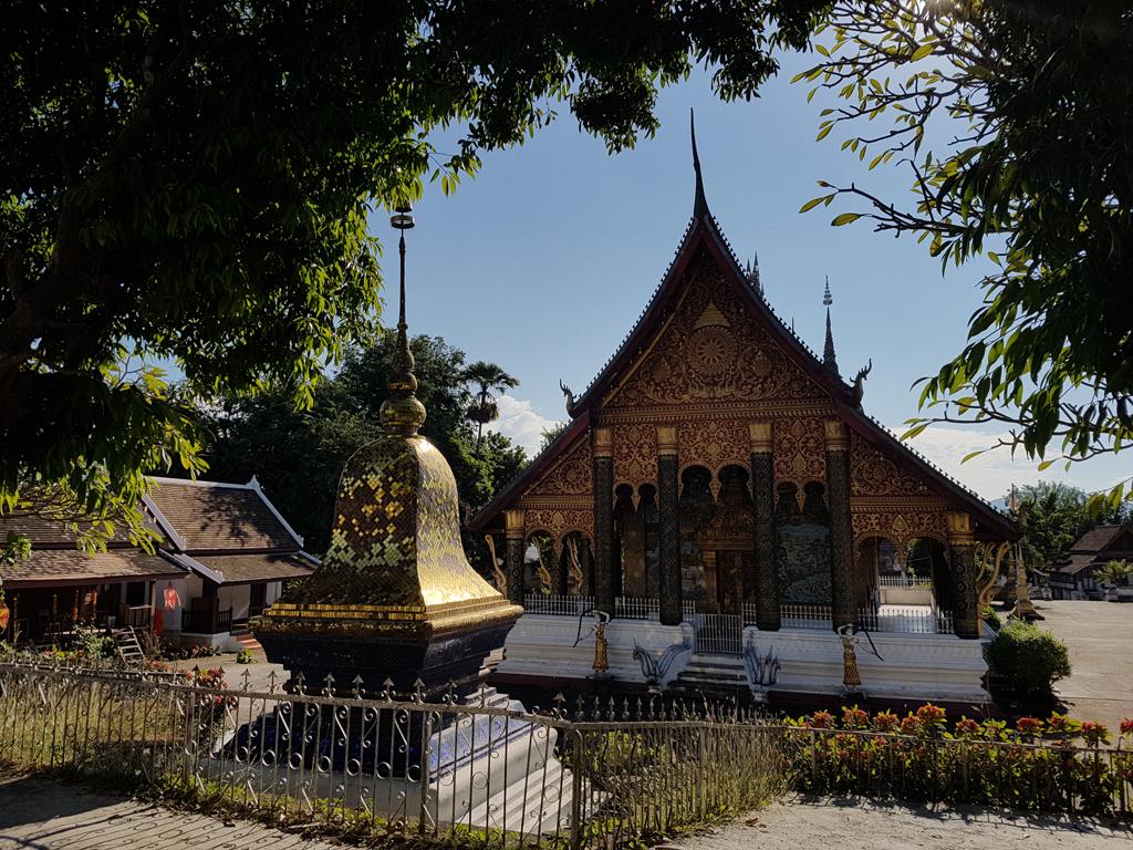 Ein weiterer sehr schöner Tempel