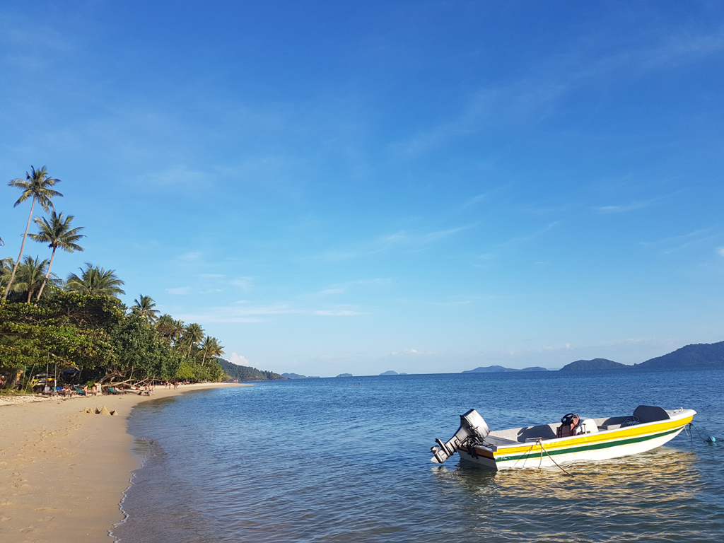 Strand von Ko Chang