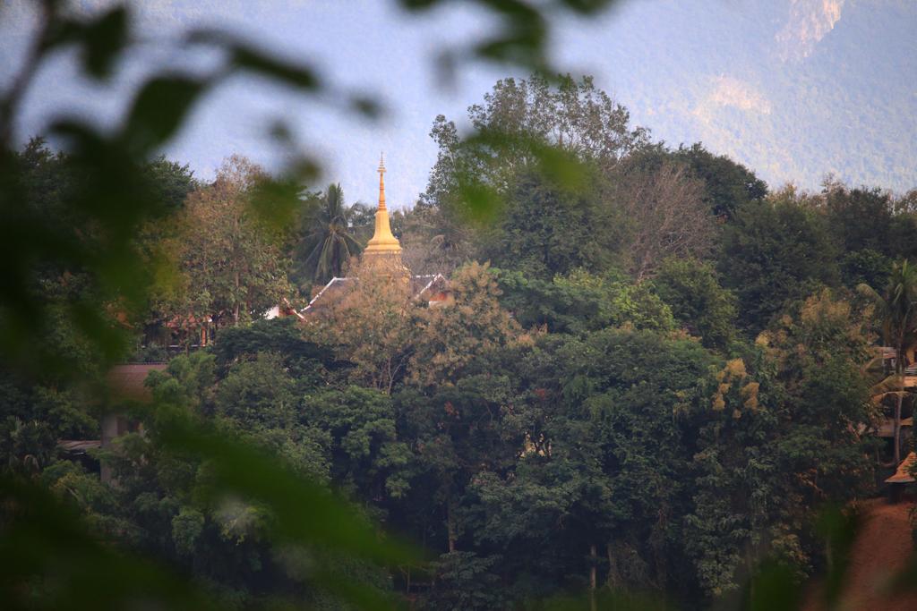 Goldene Stupa