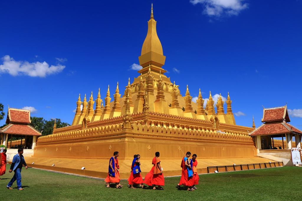 Letzte Momente in Laos