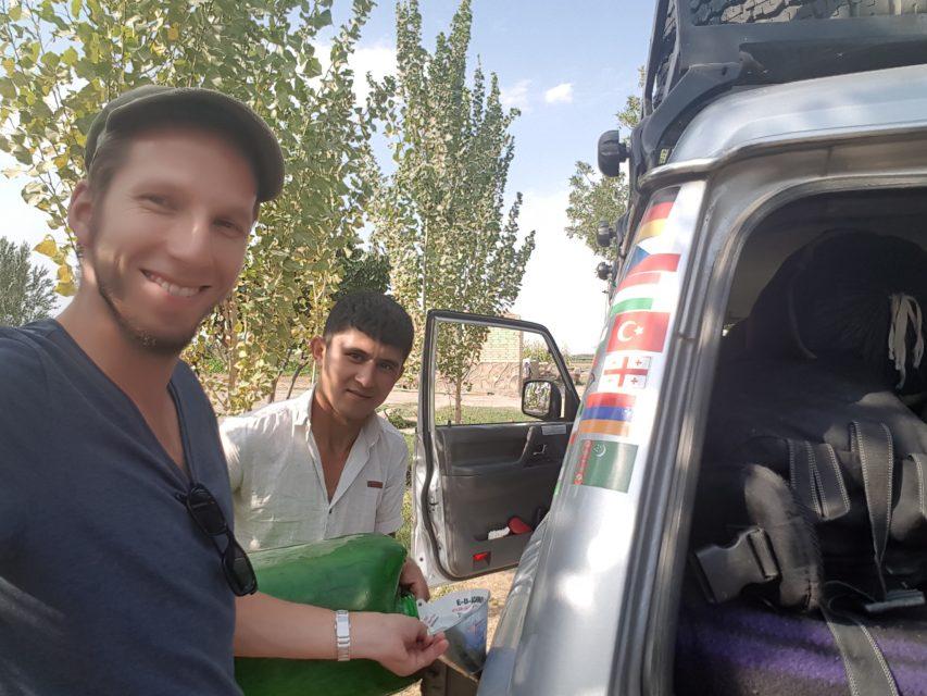 Dieselschwarzmarkt in Usbekistan